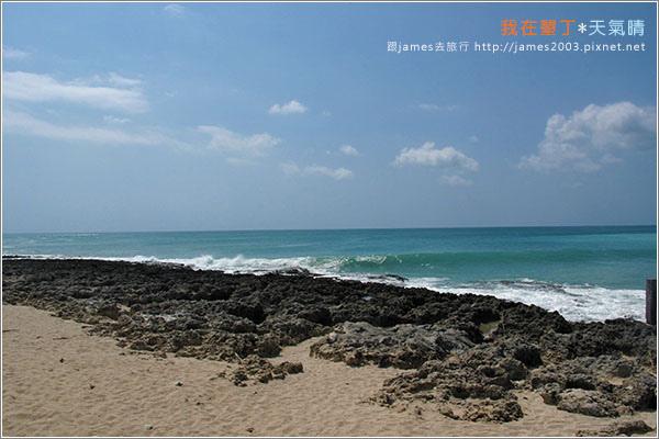 [墾丁景點] 貝殼砂的天堂-砂島(貝殼砂展示館)005