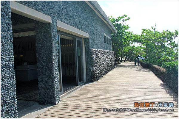 [墾丁景點] 貝殼砂的天堂-砂島(貝殼砂展示館)010