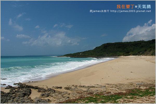[墾丁景點] 貝殼砂的天堂-砂島(貝殼砂展示館)011