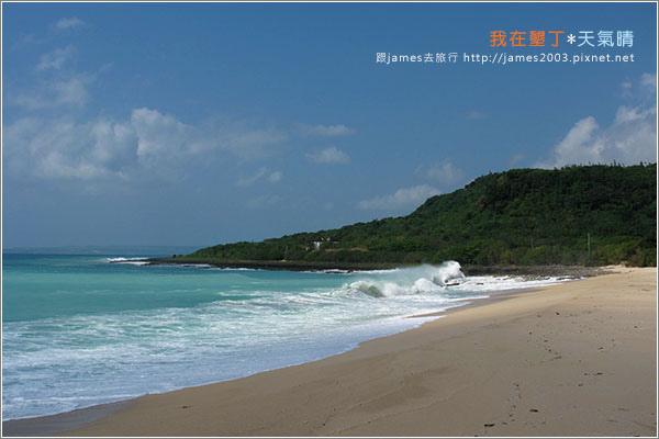 [墾丁景點] 貝殼砂的天堂-砂島(貝殼砂展示館)012