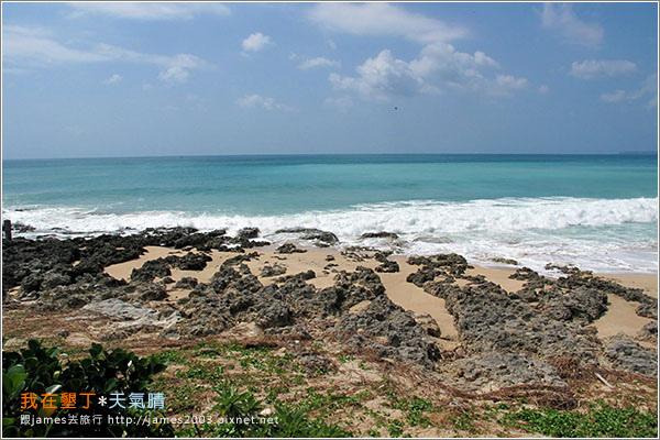 [墾丁景點] 貝殼砂的天堂-砂島(貝殼砂展示館)013