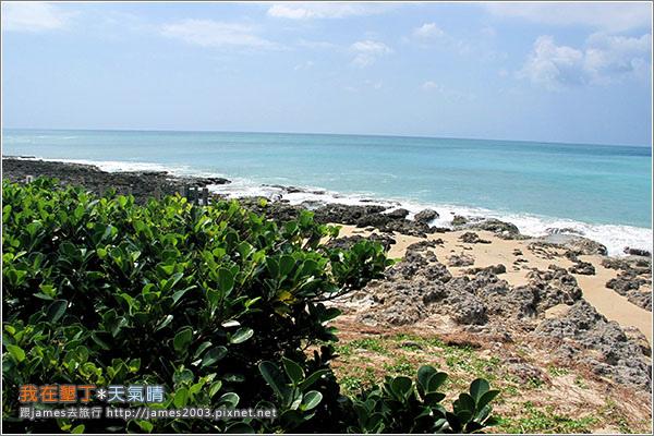 [墾丁景點] 貝殼砂的天堂-砂島(貝殼砂展示館)014