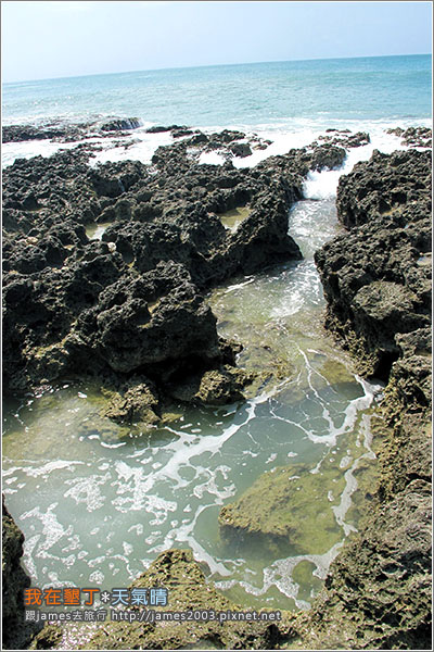 [墾丁景點] 貝殼砂的天堂-砂島(貝殼砂展示館)016