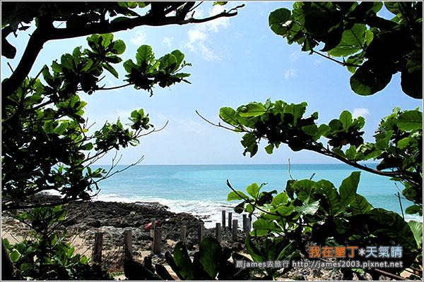 [墾丁景點] 貝殼砂的天堂-砂島(貝殼砂展示館)019