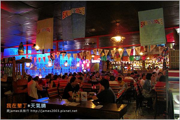 [墾丁美食] 在墾丁冒煙的喬-墨西哥餐廳05.JPG