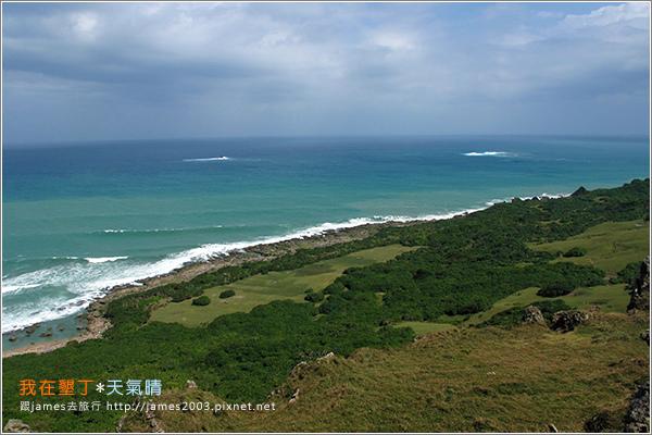 [墾丁景點] 墾丁的後山-龍磐大草原01.JPG