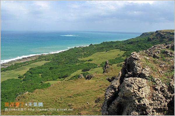 [墾丁景點] 墾丁的後山-龍磐大草原02.JPG