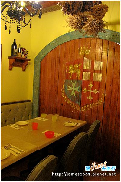 [台中美食] 中友百貨附近聚餐點-小義大利0012.JPG