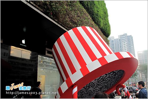 2013勤美天地聖誕村~聖誕馬戲狂05.JPG