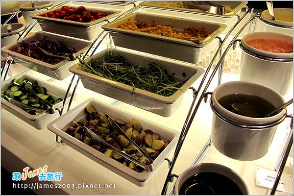 [台中美食] 異料理- Hotel ONE台中亞緻大飯店09.JPG