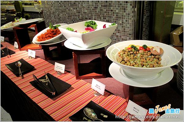[台中美食] 異料理- Hotel ONE台中亞緻大飯店14.JPG