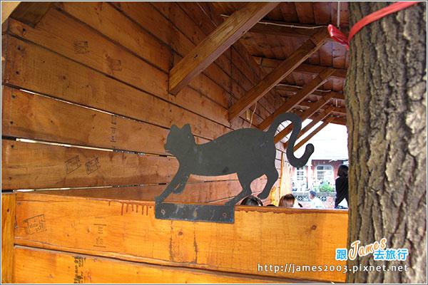 [雲林景點] 虎尾頂溪社區「屋頂上的貓」貓彩繪村16.JPG