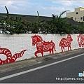 [雲林景點] 虎尾彩繪剪紙藝術村10.JPG