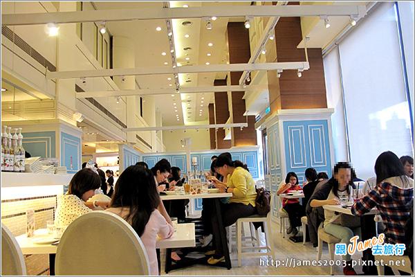 [台中美食] 新光三越-玳思琳蜜糖吐司(Dazzling Cafe)06.JPG