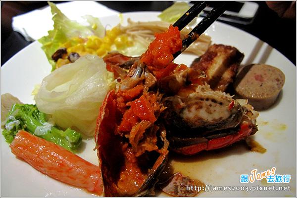 [台中聚餐] 清新溫泉飯店景餐廳~日本料理吃到飽09.JPG