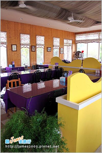 [台中餐廳] 新社普羅旺斯庭園餐廳03.JPG