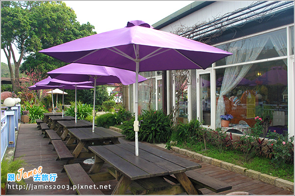 [台中餐廳] 新社普羅旺斯庭園餐廳17.JPG