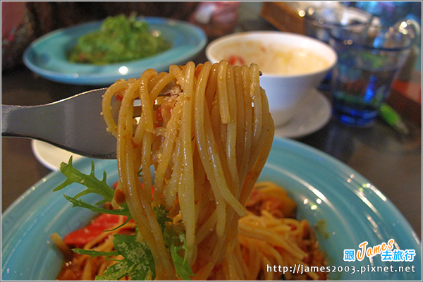 [台中聚餐美食] 新時代購物中心-胖橄欖義式主題餐廳09.JPG