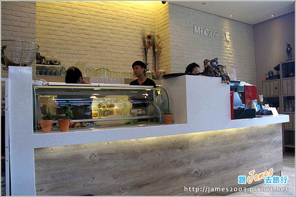 [台中早午餐] Mi Cafe' 覓咖啡01.JPG
