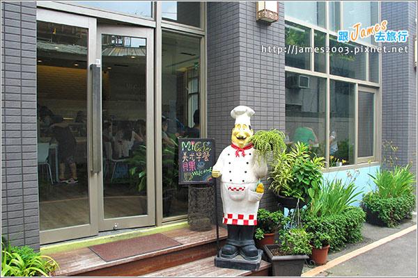 [台中早午餐] Mi Cafe' 覓咖啡10.JPG