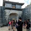 【沖繩旅行】世畀文化遺產~守禮門、首里城03.JPG