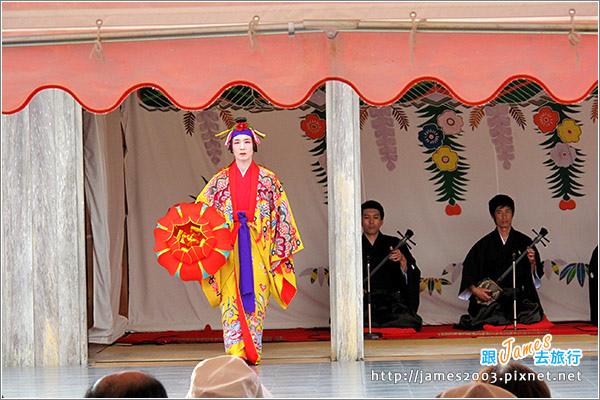 【沖繩旅行】世畀文化遺產~守禮門、首里城11.JPG