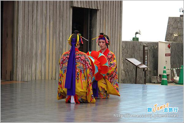 【沖繩旅行】世畀文化遺產~守禮門、首里城14.JPG