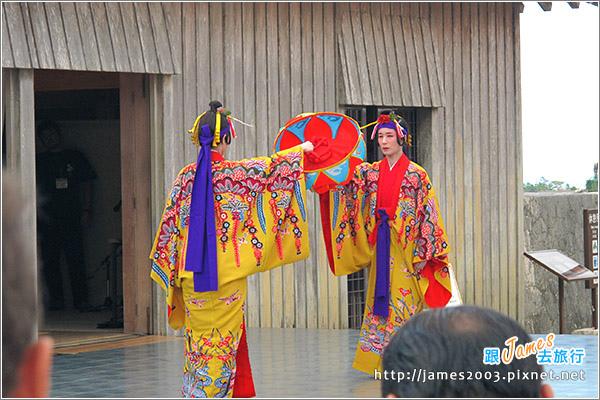【沖繩旅行】世畀文化遺產~守禮門、首里城13.JPG