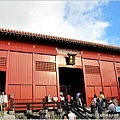 【沖繩旅行】世畀文化遺產~守禮門、首里城15.JPG
