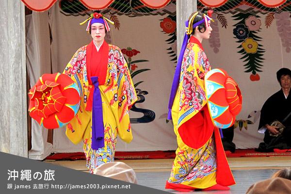 【沖繩旅行】琉球皇宮遺址-首里城(世界文化遺產)