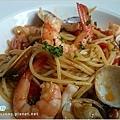 【台中美食】輕鬆慢活聚餐去-叉子餐廳(ㄨ子、X子)20.JPG