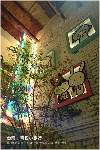 【台南美食】阿朗基公寓。咖啡館-台南神農街老屋民宿001.JPG