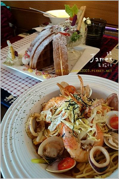 【台中美食】北屯大坑 O-Bar 咖啡館021.JPG