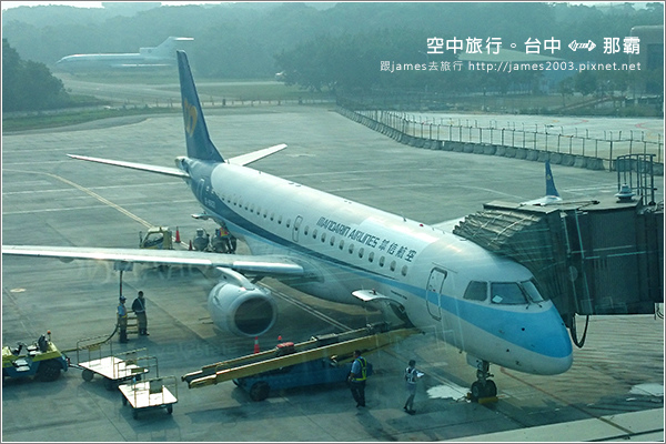 【沖繩旅行】空中旅行-那霸機場01.JPG