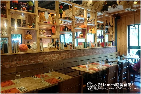 【台中聚餐】南瓜屋紐奧良義式餐館-魔女露露的廚房09.JPG