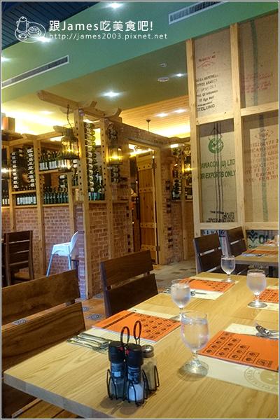 【台中聚餐】南瓜屋紐奧良義式餐館-魔女露露的廚房12.JPG