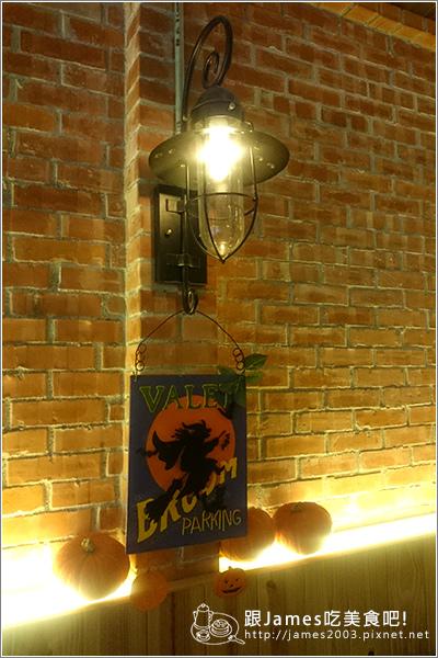 【台中聚餐】南瓜屋紐奧良義式餐館-魔女露露的廚房13.JPG