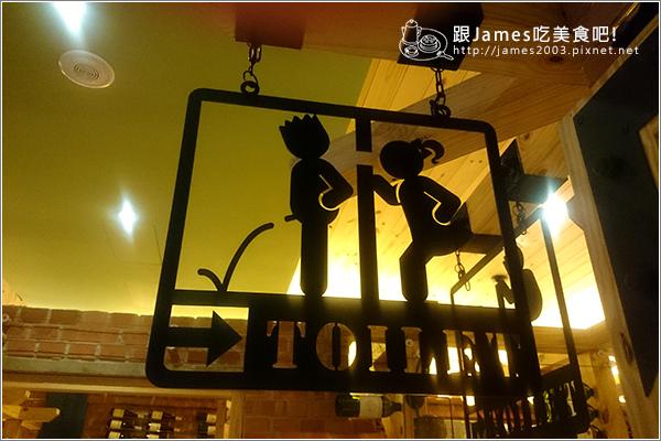 【台中聚餐】南瓜屋紐奧良義式餐館-魔女露露的廚房23.JPG