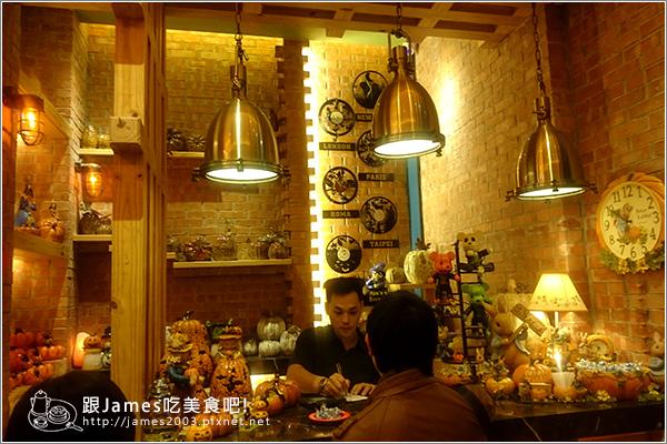 【台中聚餐】南瓜屋紐奧良義式餐館-魔女露露的廚房26.JPG