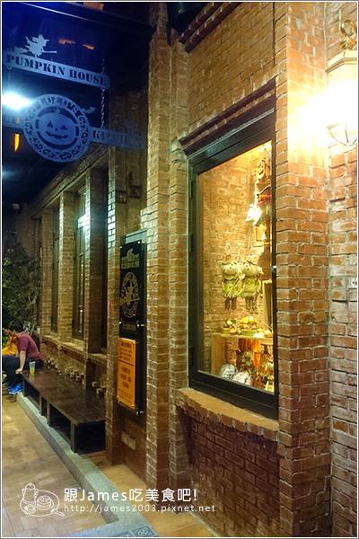 【台中聚餐】南瓜屋紐奧良義式餐館-魔女露露的廚房27.JPG
