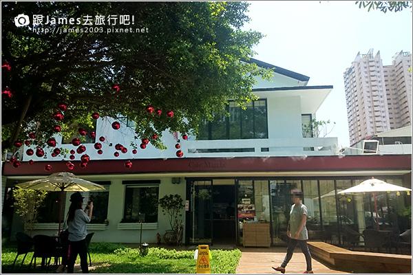【台中美食】咖啡瑪榭 Cafe Marche4.JPG