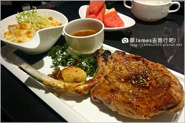 【台北美食】 西門町平價排餐-小牛匠焗烤-牛排-串燒0007.JPG