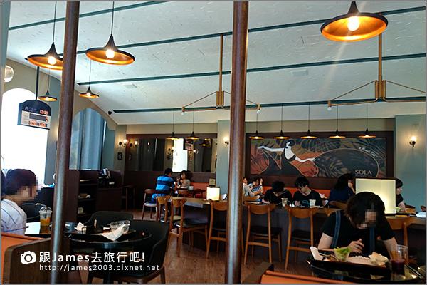 【台中聚餐】SOLA caffe 早午餐.輕食.咖啡.甜點11.JPG