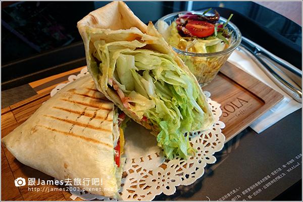 【台中聚餐】SOLA caffe 早午餐.輕食.咖啡.甜點16.JPG