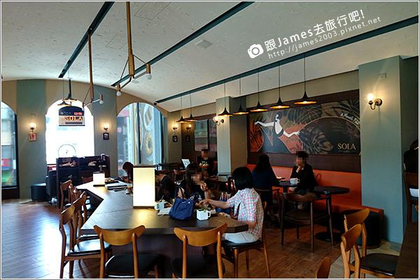 【台中聚餐】SOLA caffe 早午餐.輕食.咖啡.甜點22.JPG