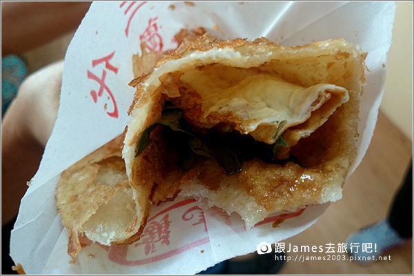 【台中美食】誠品勤美。NOVA。超三代蔥油餅07.JPG