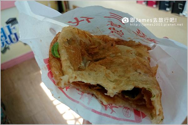【台中美食】誠品勤美。NOVA。超三代蔥油餅05.JPG
