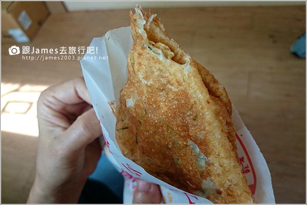 【台中美食】誠品勤美。NOVA。超三代蔥油餅04.JPG