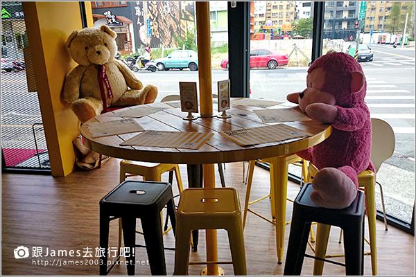 【台中美食】台中西屯逢甲- K.K. Banana 義大利麵、香蕉船 08.JPG