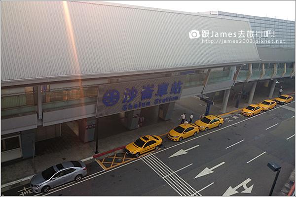 【台南旅遊】台南高鐵站、沙崙車站、台南車站、火車 02.JPG